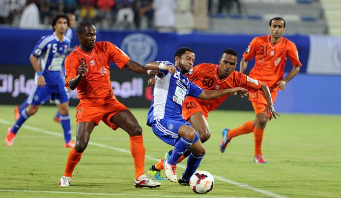 صور مباراة عجمان 2 × 1 النصر