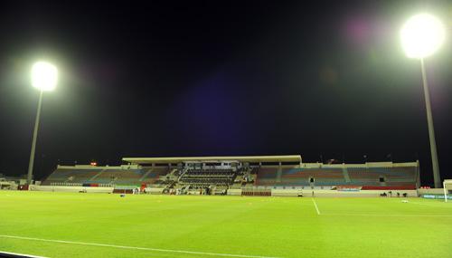 Khaled Bin Mohammed Stadium